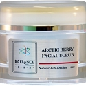Facial Scrub Artic Cranberry 2 oz  Bio France Lab