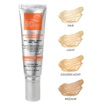 SUNTEGRITY 5 in 1 NATURAL MOISTURIZING FACE SUNSCREEN (BB CREAM), BROAD SPECTRUM SPF 30