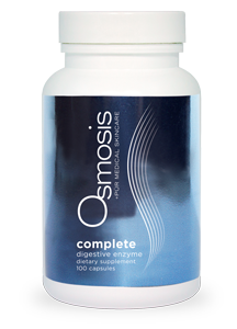 Complete Digestive Enzymes 100 Capsules  Osmosis Dietary Supplements