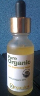 Dr J Pure Organics Skin Brightening Serum 1 oz