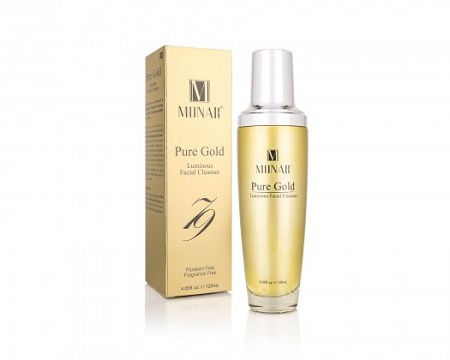 Monar Luminous Gold Facial Cleanser