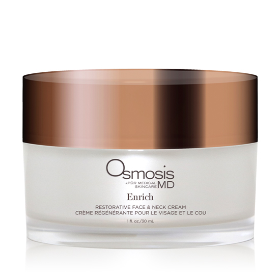 Enrich Smoothing Face and Neck Cream 30mL  Osmosis MD