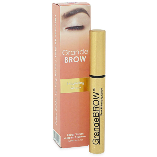 Grande Brow  3 mil  (4 month supply)