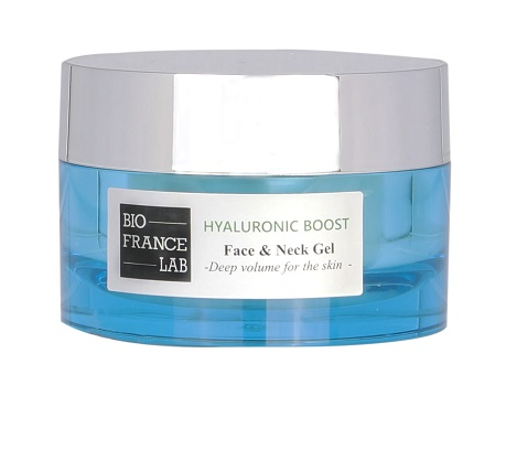 Hyaluronic Boost Facial & Neck Gel Moisturizer, Bio France Lab