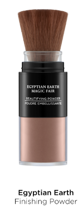 Egyptian Earth  Finishing Powder Karin Herzog  0.22 oz