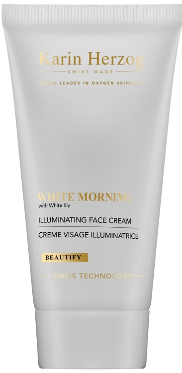 White Morning   Karin Herzog