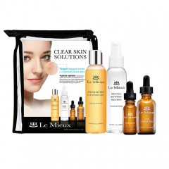 Clear Skin Solution Kit  LeMieux