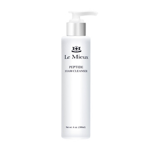 LeMieux Peptide Foaming Cleanser  6 oz