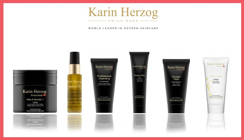 Karin Herzog Oxygen Products Kill The Bacteria.
