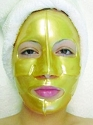 24 K Gold Collagen Mask    Martinni Masks