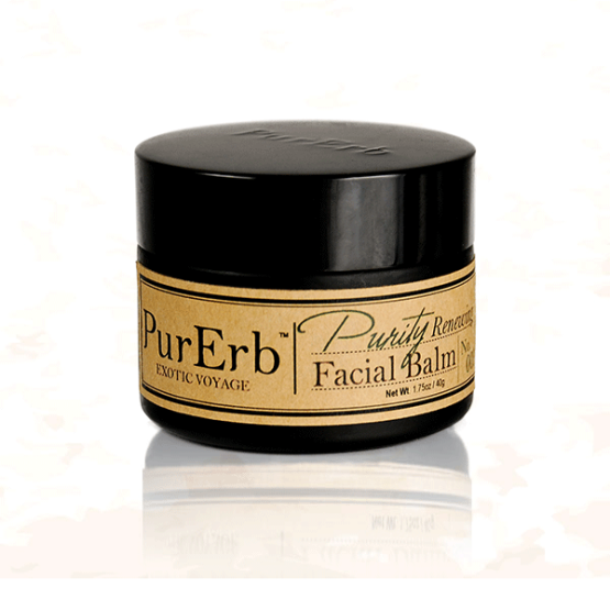 Purity Renewing Facial Balm Pur Erb  1.5 oz