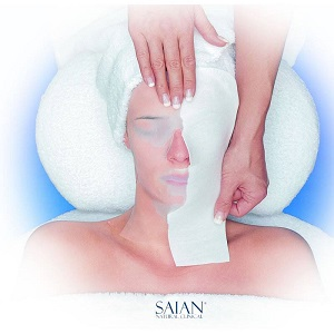 Pure Whitening  Collagen Mask  SAIAN SKIN CARE
