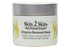Enzyme Renewal Mask, Skin 2 Skin Care