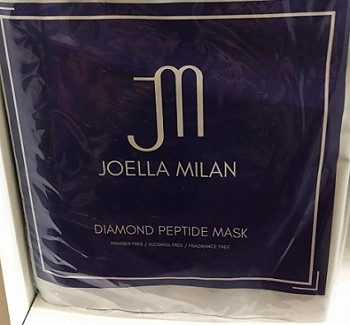 Diamond Peptide  Mask, JoElla Milan