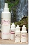 Misty Mineral Spray 8 fl oz.