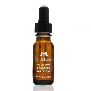 Le Mieux 5% Polymer Solution  0.5 oz