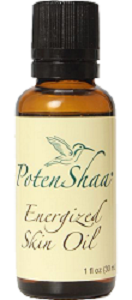 PotenShaa  Energized Skin Oil  1 oz