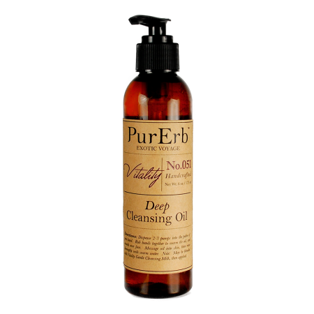 Vitality Deep Cleansing Oil  PurErb  6 oz.