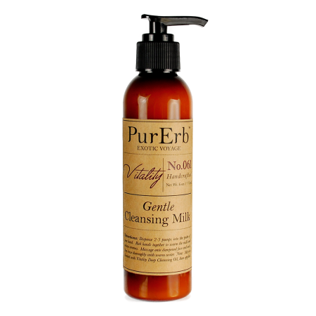 Vitality Gentle Cleansing Milk  PurErb   6 oz.