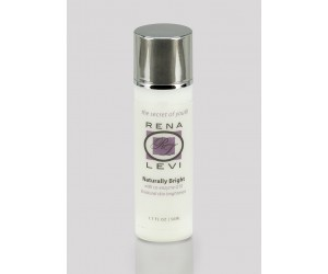 Rena Levi Naturally Bright Peptide Serum  1.7  oz.