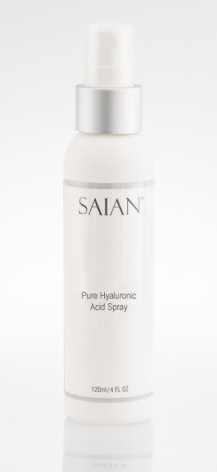 Pure Hyaluronic Acid Spray 120ml  Saian Skin Care